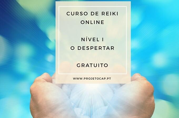 Projeto CAP - Curso de Reiki Online